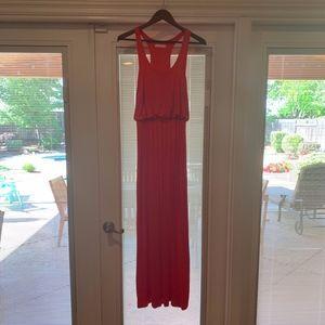Red Maxi Dress